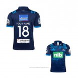 Maillot Blues Rugby 2018 Exterieur Font02