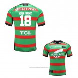 Maillot South Sydney Rabbitohs Rugby 2020 Domicile Font01
