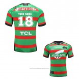 Maillot South Sydney Rabbitohs Rugby 2020 Domicile Font02
