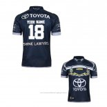 Maillot North Queensland Cowboys Rugby 2018 Domicile Font01