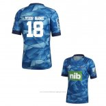 Maillot Blues Rugby 2020 Domicile Font01