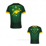 Maillot Australie Rugby 2019-2020 Entrainement