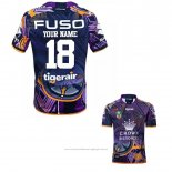 Maillot Melbourne Storm Rugby 2018-2019 Commemorative Font01