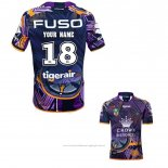 Maillot Melbourne Storm Rugby 2018-2019 Commemorative Font02