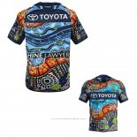 Maillot North Queensland Cowboys Rugby 2018-2019 Indigenous
