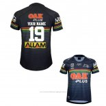 Maillot Penrith Panthers Rugby 2019-2020 Domicile Font01