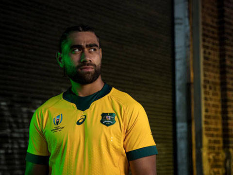 Maillot Rugby Australie Pas Cher