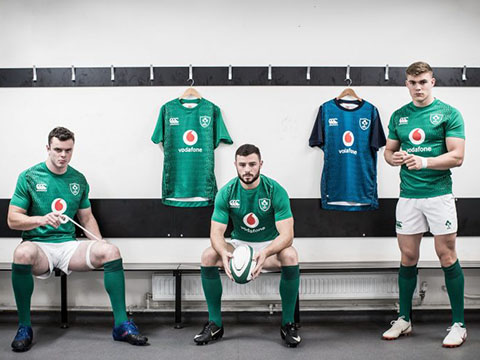 Maillot Rugby Irlande Pas Cher