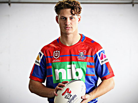 Maillot Rugby Newcastle Knights Pas Cher